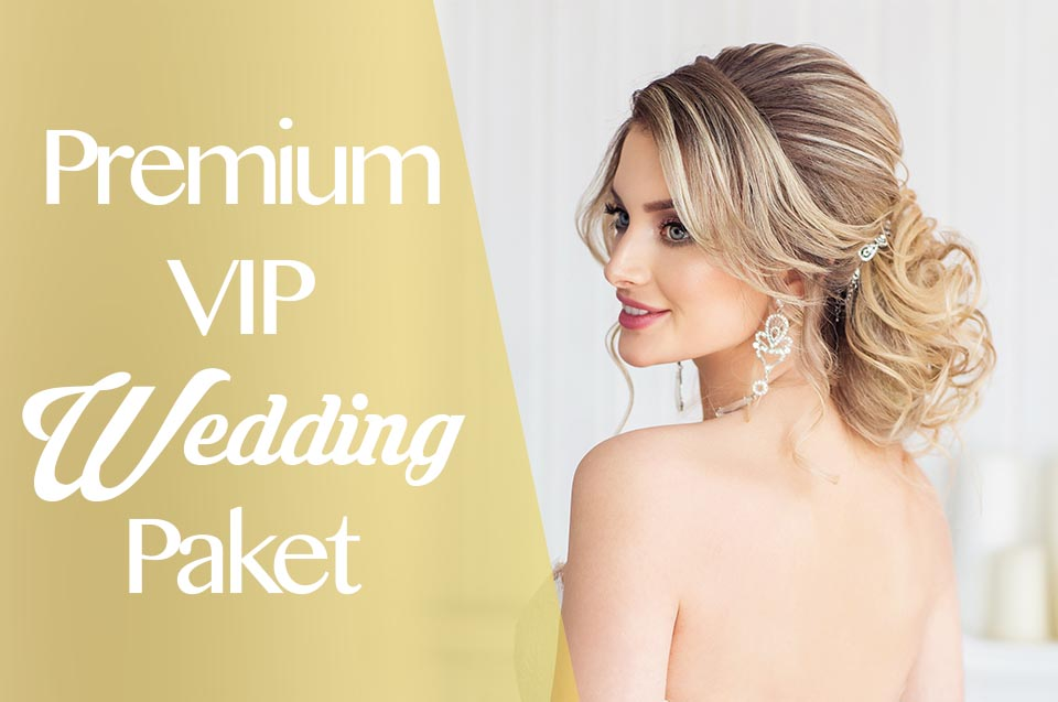 Premium Vip Wedding Paket