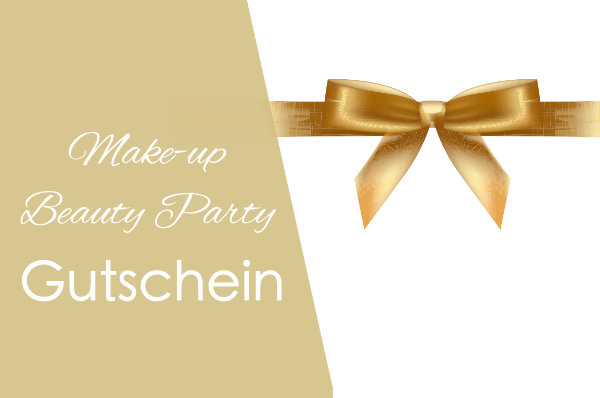 Gutschein Makeup Beauty Party