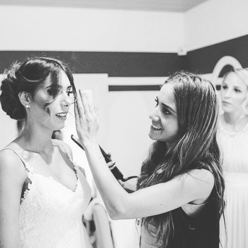 Franziska Aufmbruch - Make-up Artist und Brautstyling