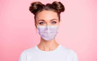Make-up trotz Maske - Brautstyling und Make-up Artist Aufmbruch