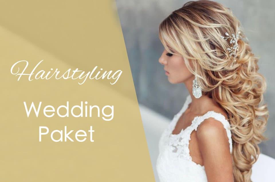 Hairstyling Wedding Paket