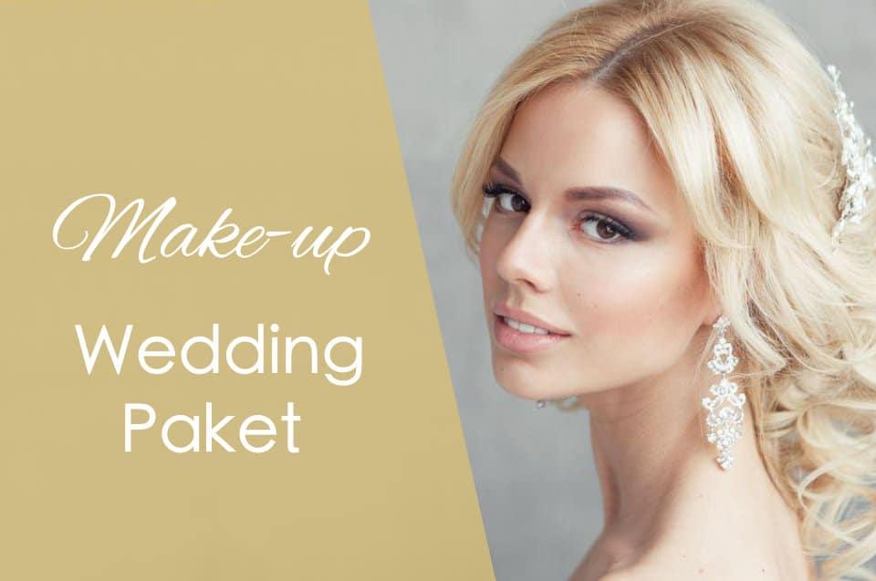 Make-up Wedding Paket